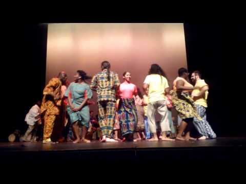 African dance 2017