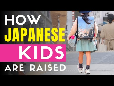 Shocking Facts How Japanese Kids are Raised
