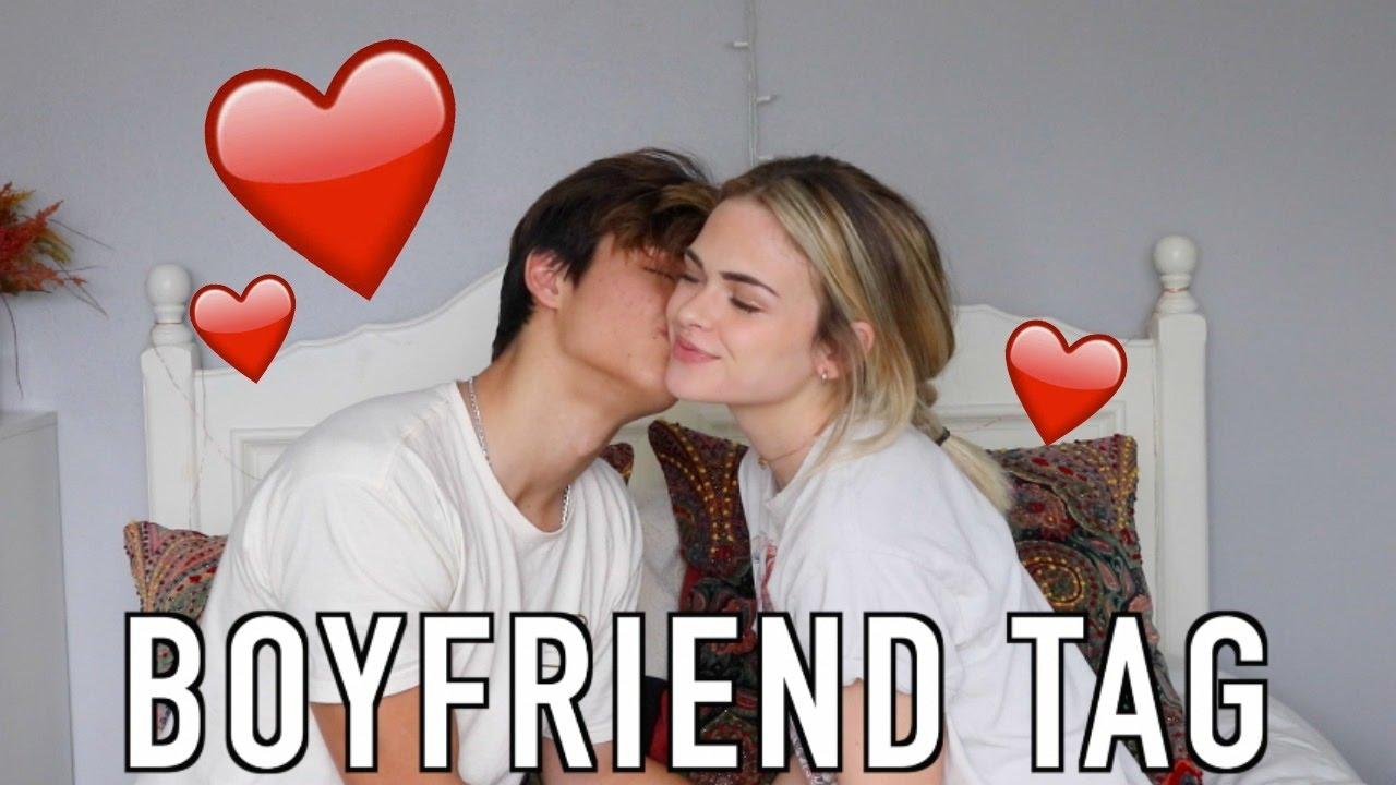 The boyfriend tag quiz