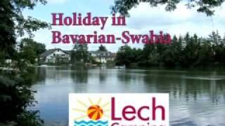 Lech Camping - Urlaub in Bayerisch Schwaben (english)