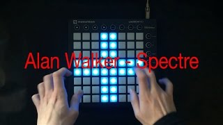 Video Alan Walker - Spectre Launchpad MKII Cover download MP3, 3GP, MP4, WEBM, AVI, FLV Agustus 2018
