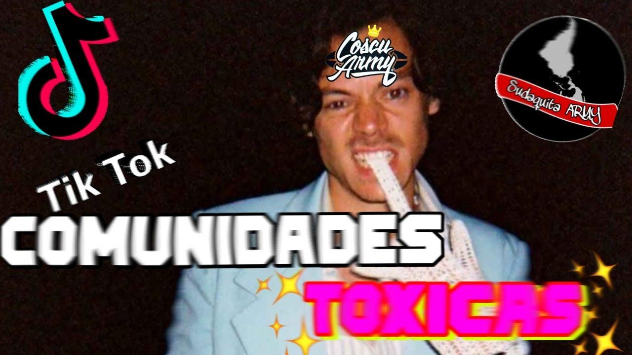 COMUNIDADES TOXICAS
