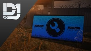 Forza Horizon 2 - Storm Island Expansion - All 25 Discount Bonus Boards Location Guide