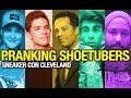 EPIC Prank on Blake Linder Name Bran Just Wynn at Sneaker Con