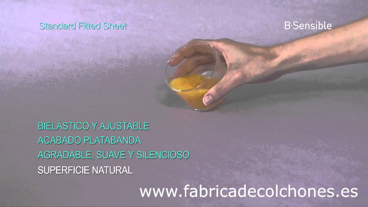 Protector cubre colch n impermeable y transpirable youtube - Protector de colchon impermeable ...