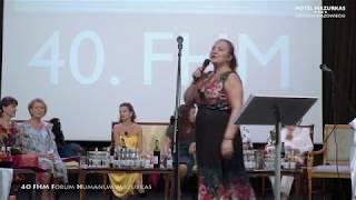 40 Forum Humanum Mazurkas - Bożena Sitek - wiersz
