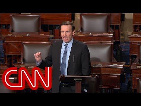 Senator on school shooting: This happens nowhere else