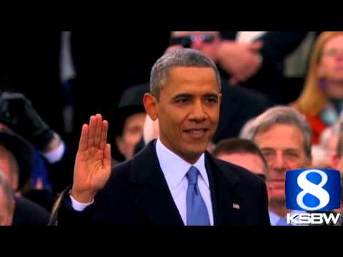 Obama Promotes Gay Rights In Inauguration Speech