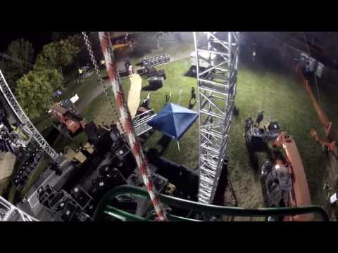 Load Out - Stage Rigging Part 1