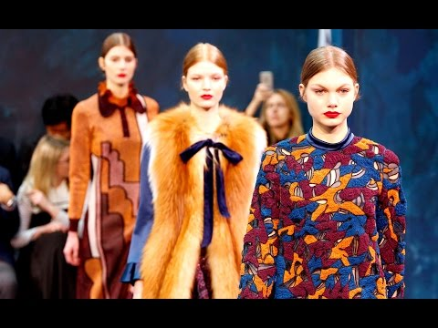 Roksanda | Fall Winter 2016/2017 Full Fashion Show | Exclusive