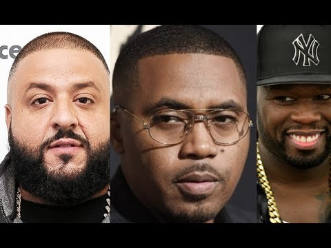 Dj Khaled LIED Nas Album is Not Done! Nas and 50 Cent out here Taking Pictures Together. Beef Done!