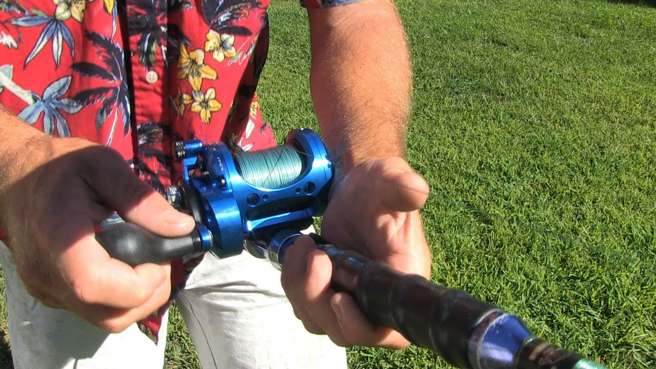 How to spool a conventional reel - How To Spool A Fishing Reel With Braid