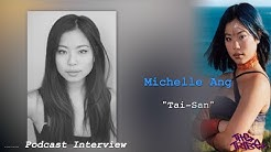 New Interview - Michelle Ang (TAI SAN) - Virus Lockdown - The Tribe TV Series - Official Podcast
