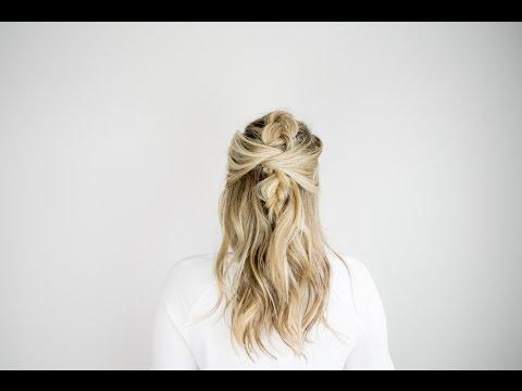 Face Frame Braids Hair Tutorial - YouTube