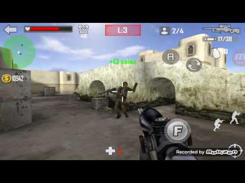 Shoot Strike War Fire Android Gameplay