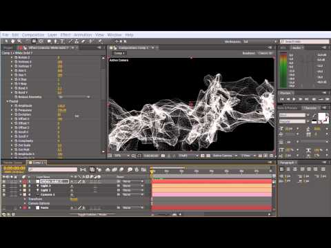 Getting Started With Trapcode Mir - Part 1: Geometry, Fractal And More
