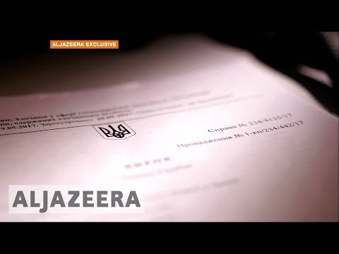 Secret court document exposes state looting in Ukraine  🇺🇦