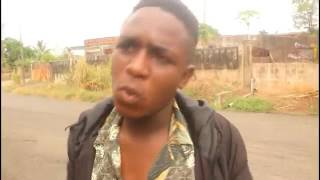 He traveled all the from the states down to Nigeria because of a woman (Xploit Comedy)