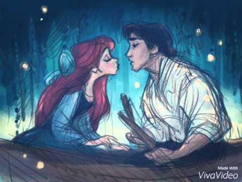 La Sirenetta Ariel e Eric 1 The Little Mermaid YouTube
