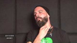 KILLSWITCH ENGAGE JESSE TALKS HOWARD JONES TENSION, DIDN'T WANT THIRD SINGER