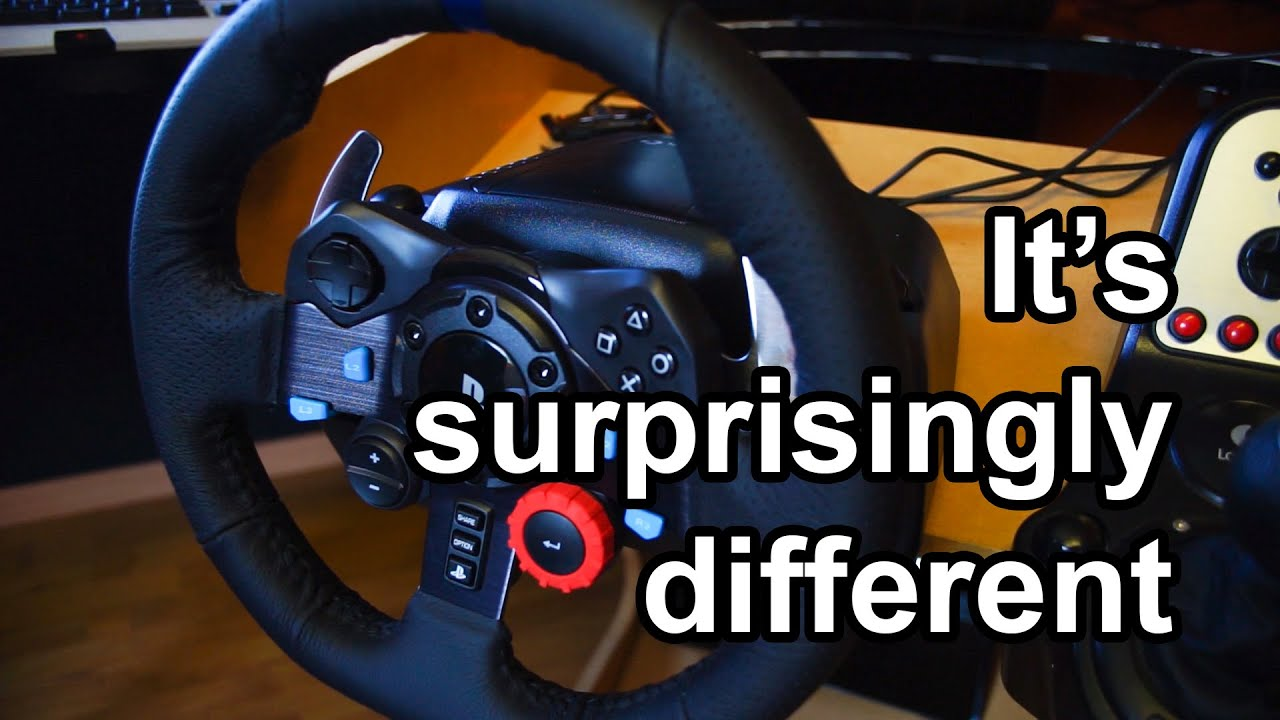 3fc72a20584 Logitech G29 Review by longtime G27 user - YouTube