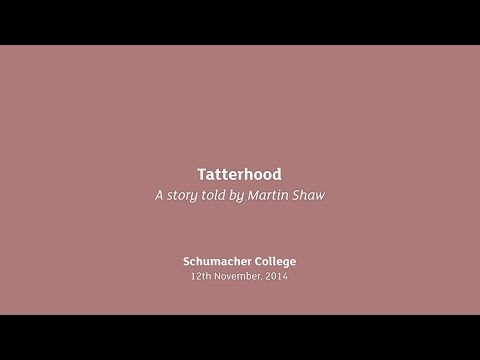 Earth Talk - Tatterhood, a story told by Martin Shaw