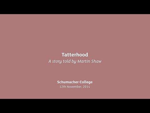 Earth Talk  Tatterhood, a story told by Martin Shaw