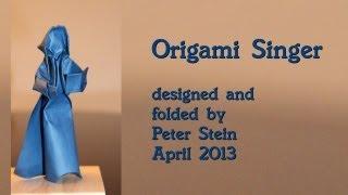 Origami Singer
