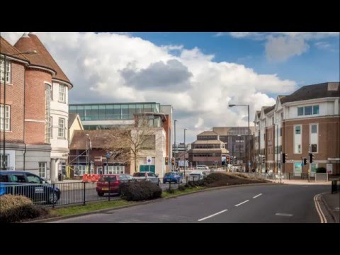 Crawley - A New Town Grown Up