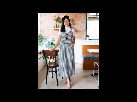 Fashion Cut SyiFa Dengan KOleksi Baju Dari 8Wood Cocok Untuk Anak Muda