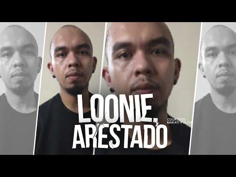 24 Oras: Rapper na si Loonie, arestado matapos mahulihan ng marijuana