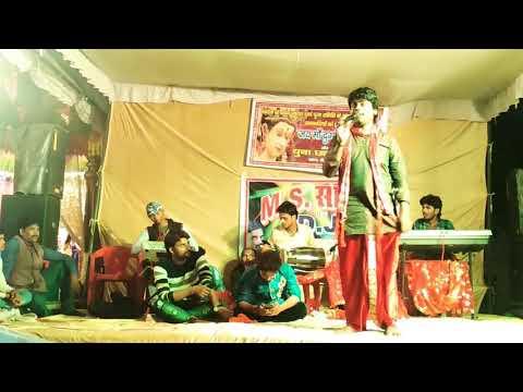 Rajnish Jugnu Live Program At Ramna Varanasi.durga Puja.