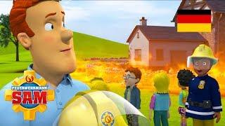 Feuerwehrmann Sam Deutsch Neue Folgen | Zu viel des Guten - Zusammenstellung | Kinderfilme