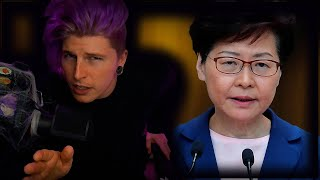 Kate Yup Mukbang Mystery (Truth About Hong Kong Protest & Blizzard) Japan Typhoon 2019 #prayforjapan