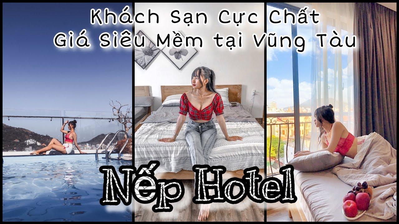 Khách Sạn Chất, View cực Đẹp, Giá quá Rẻ| Nếp Hotel| Na U Xù| Du Lịch Vũng Tàu p4