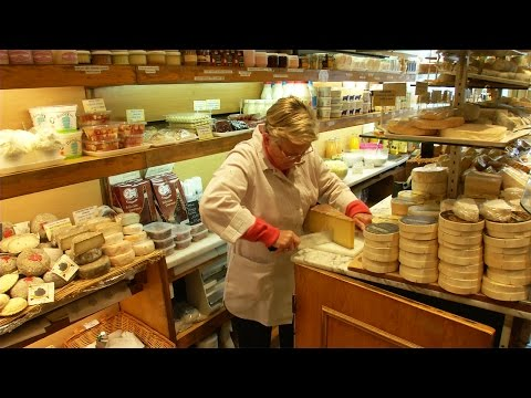 Visiting Barthelemy - Fromagerie In Paris