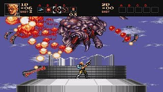 CONTRA HARD CORPS / FINAL ALTERNATIVO / PARTE 1 / SEGA GENESIS