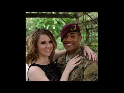 Chris Harris, Killed While Deployed In Afghanistan, But His Wife Has News For His Military Family