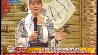 Sanda Argint - Era noapte si ploua - By TVF Oltenia (Oficial video)