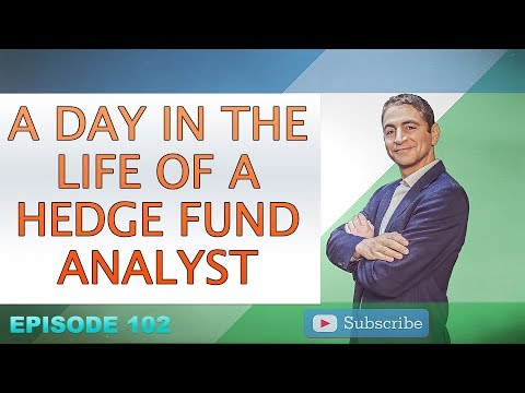 A Day In The Life Of A Hedge Fund Analyst