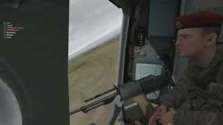 Arma II OA: Пикник - Вертолет(Просто видео для своих. Моя группа в ВКонтакте: https://vk.com/thegroupflesh., 2014-10-19T02:10:36.000Z)