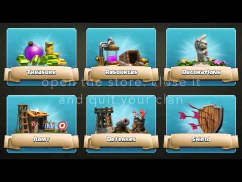 new glitch to get gems in clash of clans (free and no hacks)