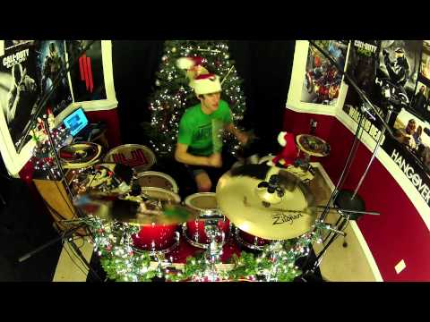 Christmas With Weezer - Drum Cover -