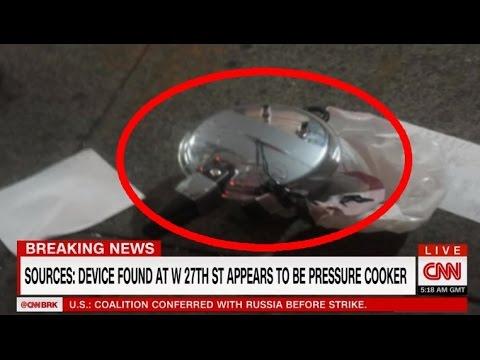 衝撃1分ニュース】NYの爆発は圧...