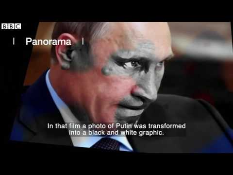 Kremlin's chief propagandist accuses Western media of bias   BBC News