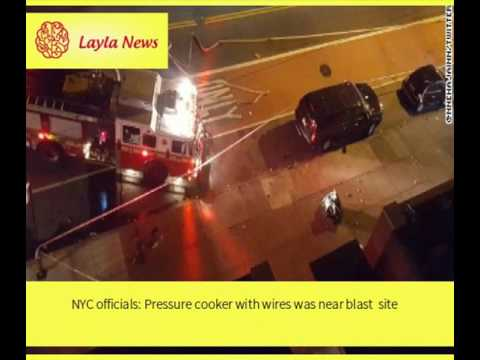 NYC officials: Pressure cooker with wires was near blast  site |  By : CNN