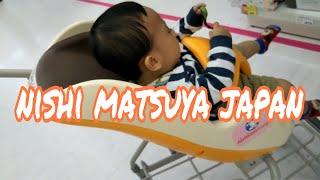 NISHI MATSUYA JAPAN|baby store in japan|shopping experience|unboxing|haul|pinay in japan| Vlog#8