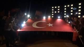 Yurt Işıkları Polisler İçin Yandı