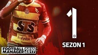 FM 2019 - JAGIELLONIA 2020 | #1 - Przywitanie z Ekstraklasą!