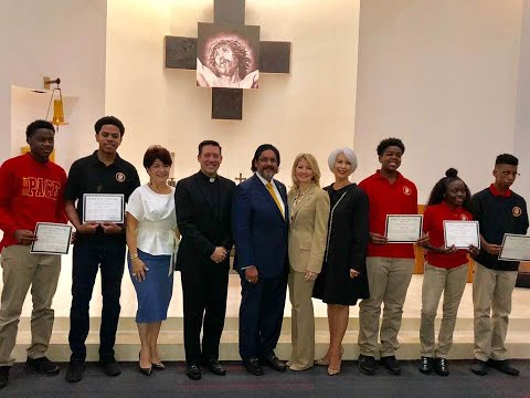Monsignor Edward Pace High School Scholarship Event 2018